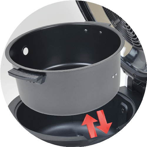 Air Fryer non-stick removable bowl