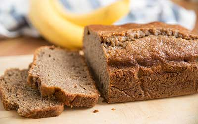 banana bread turbo oven recipe